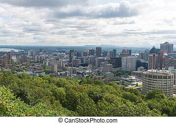 都市 スカイライン, モントリオール
