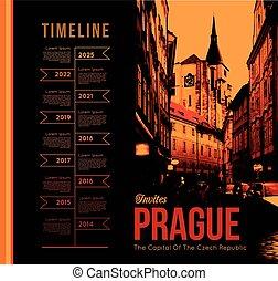 都市, プラハ