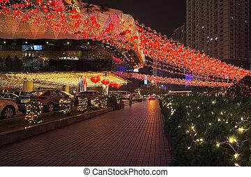 都市, ホテル, 中国語, 自動車
