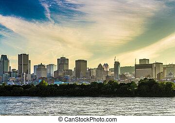 都市, モントリオール, 光景