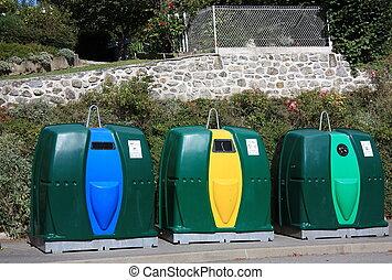 都市, リサイクル