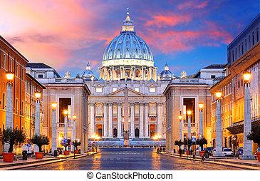 都市, ローマ, バチカン
