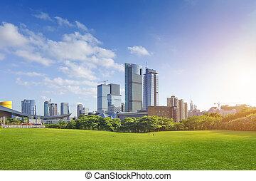 都市 公園