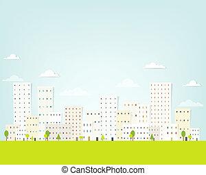 都市 景色