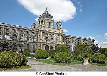 都市, 景色。, ウィーン