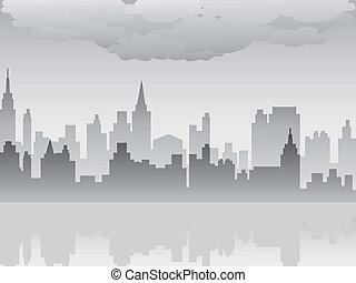 都市, 汚染
