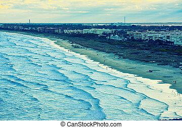 都市, 浜