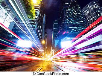 都市, 現代, 夜