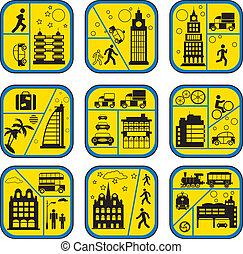 都市 生活