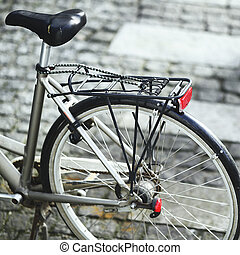 都市, 自転車