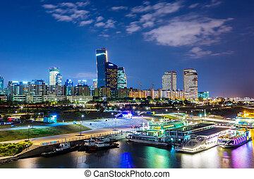 都市, 韓国, ソウル, 南