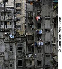 都市, 香港