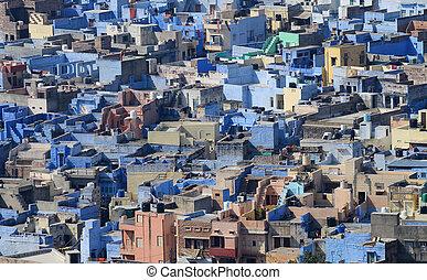 都市, jodhpur, インド, -, 二番目に, 最も大きい, rajasthan