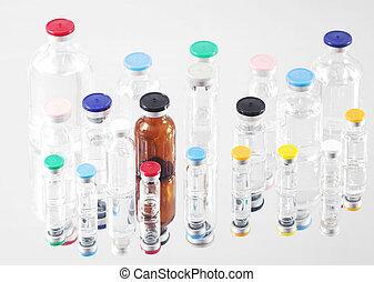 配藥, 小瓶