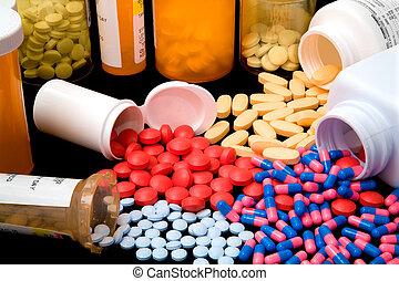 配藥, 產品