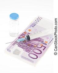 配藥, 費用