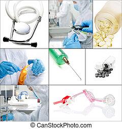 醫學的拼貼藝術