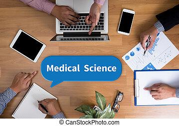 醫學的科學