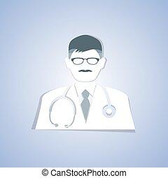 醫學的醫生