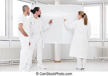 醫學, 組, 工人