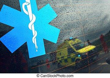 醫學, 緊急事件, 服務