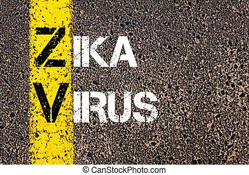 醫學, 縮寫, zv, zika, 病毒