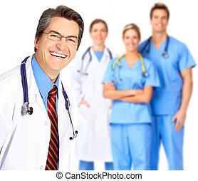 醫學, 醫生