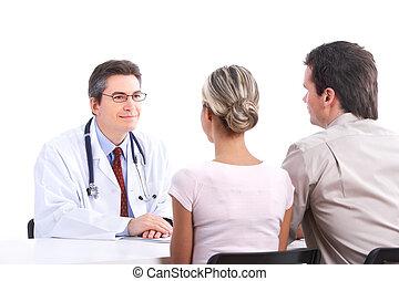 醫生, 以及, 年輕夫婦