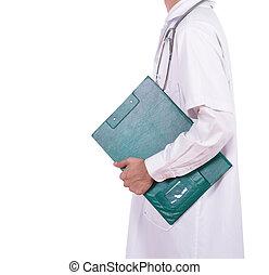 醫生, 由于, 醫學, 報告