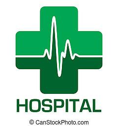 醫院, 圖象