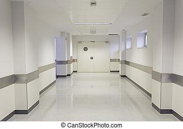 醫院, 大廳