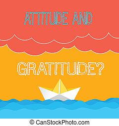 重い, 概念, 雲, ビジネス, 写真, コピー, 急行, 現場, space., 執筆, 感謝, 態度, ペーパー, テキスト, gratitudequestion., ブランク, 感謝, 単語, 波, 海景, ボート