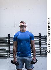 重量訓練, 健身, 人