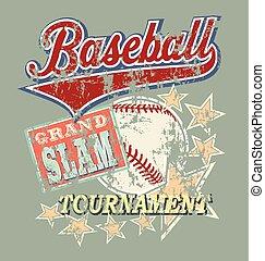 野球, トーナメント, grandslam