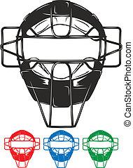 野球, マスク
