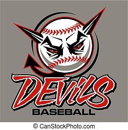 野球, 悪魔