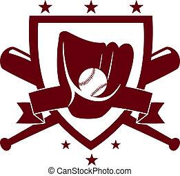野球, 選手権, 紋章