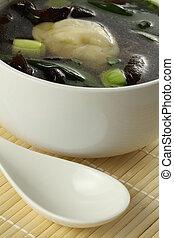 野菜 スープ, 中国語