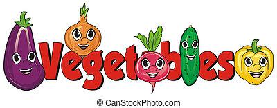 野菜, 幸せ