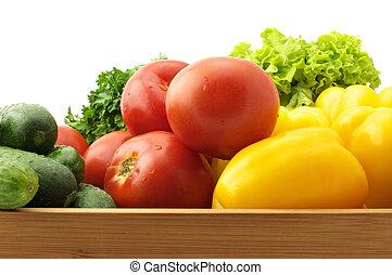 野菜, 様々