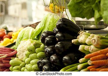 野菜 立場
