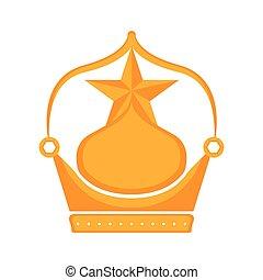金の王冠, アイコン