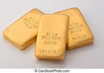 金塊, 投資, 金