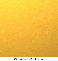 金子, 背景