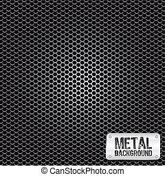 金属の格子, パターン