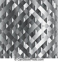 金属の格子, 背景