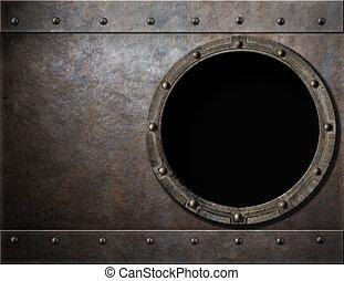 金属, 戦艦, 不良, 蒸気, 潜水艦, 背景, 砲門, ∥あるいは∥