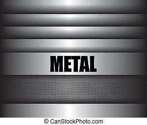 金属, 背景