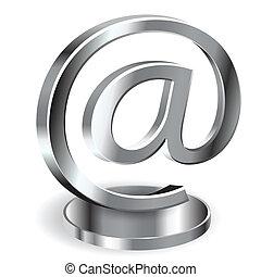金属, 電子メール