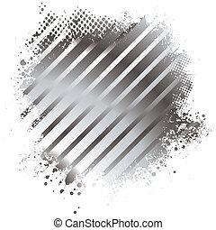 金属, splat